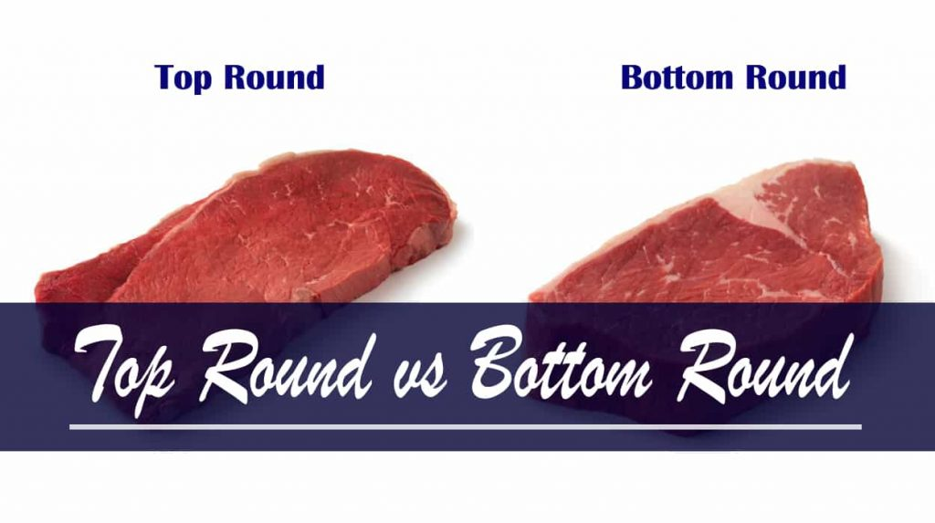 Top Round vs Bottom Round