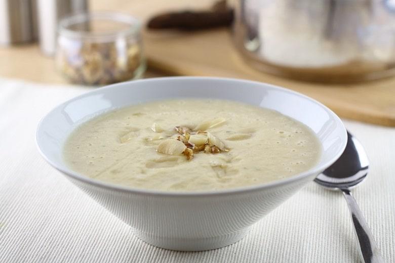 healthy creamy soup recipes