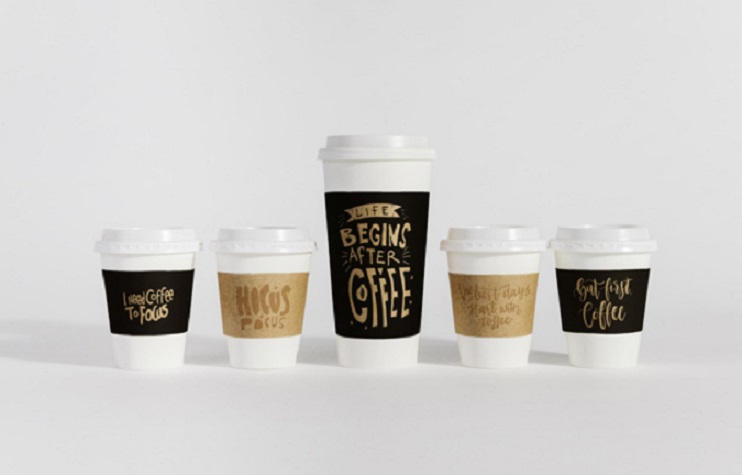 ideas for empty plastic coffee containers