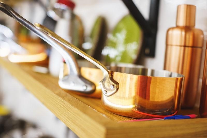 copper chef skillet oven safe