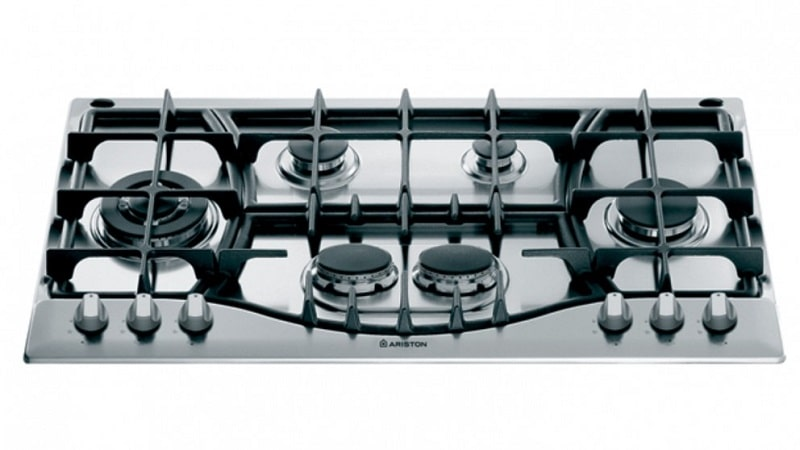 gas cooktop with griddle