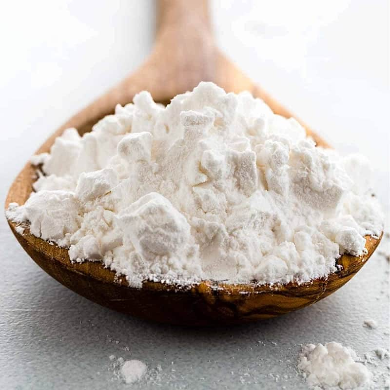 arrowroot powder nutrition