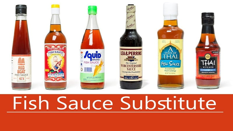 substitute for fish sauce