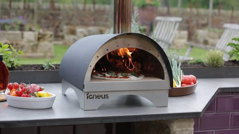 pizza oven review