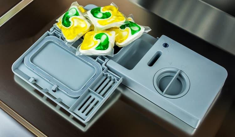 dishwasher pods vs liquid