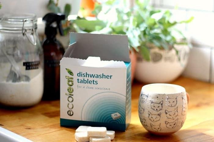 dishwasher finishing liquid