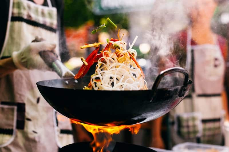 best wok for grill