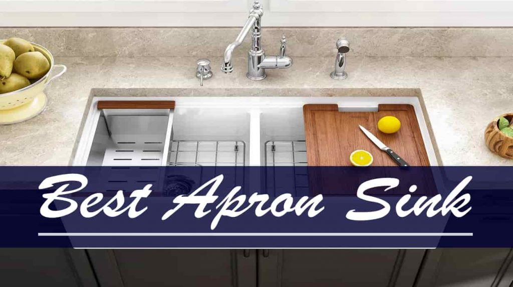 best apron sink