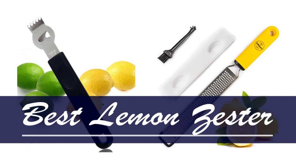 best lemon graters