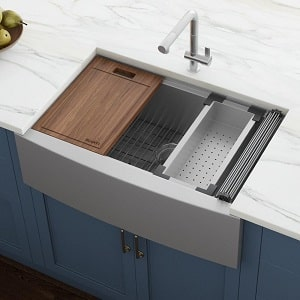 affordable farmhouse sinks