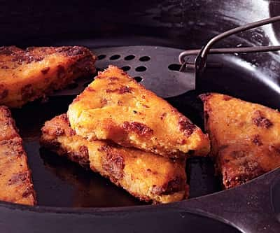 how to cook scrapple in an air fryer