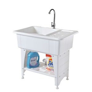 laundry room sink cabinet ideas