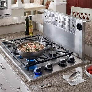 downdraft cooktop review