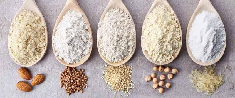 spelt flour substitute almond flour