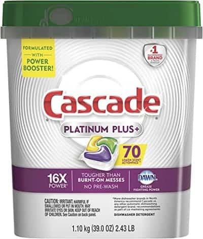 Cascade Platinum Plus