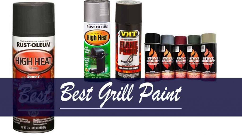 Best Grill Paint